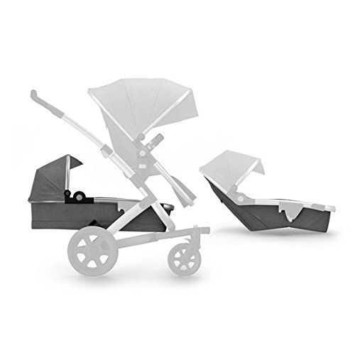 Joolz Geo2 Lower Bassinet + Seat Studio Gris, Gris by Joolz