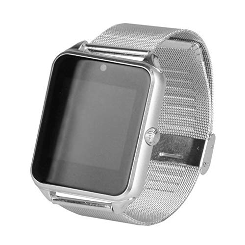Lightclub Z60 Bluetooth Smart Wrist Watch Pedometer Sleep Monitor Call for iOS Android - Silver