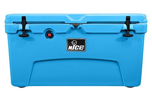 nICE 75 Qt Cooler, Light Blue ()