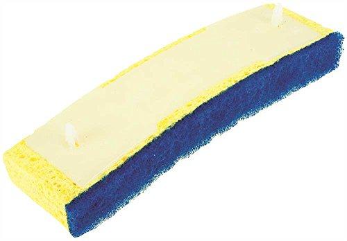 O-Cedar Replacement Mop Head For Power Strip Sponge Mops (Strip Mop Power Sponge)
