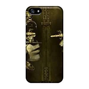 For Iphone Cases, High Quality Cyberpunk Faces For Iphone 5/5s Covers Cases