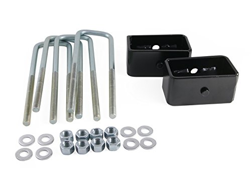 2pc Rear Lower Leveling Kit with U-Bolts | 2