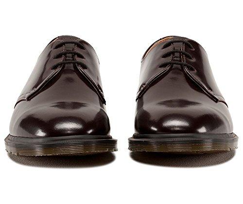 Eye Archie Mie Mens Burgundy Martens Dr 3 Shoe pqFXEx