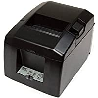 Star Micronics, TSP654IIU-24 GRY US, Thermal Receipt Printer, USB, Auto Cutter, External Power Supply Incl.