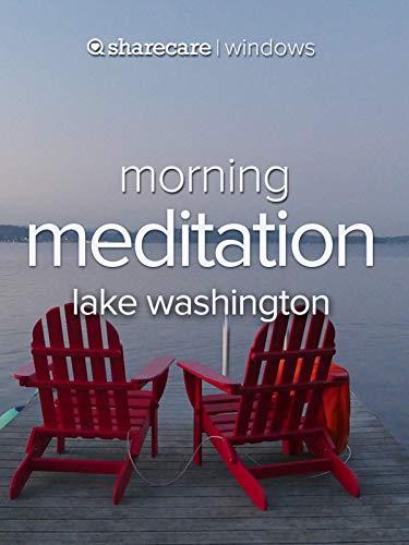 Morning Meditation Lake - Harlow Window