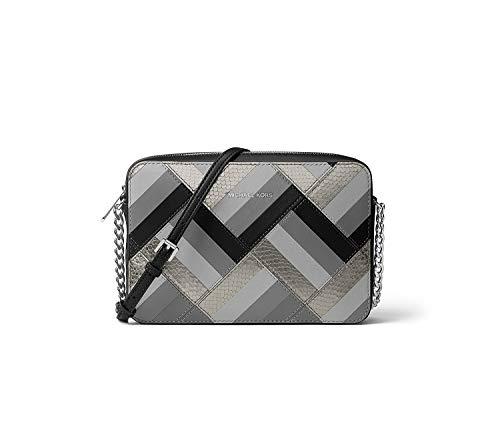 Michael Kors grey crossbody bag | MICHAEL Michael Kors Large Crossbody Bag