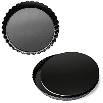 MJ Kitchen Removable Bottom Tart Pan