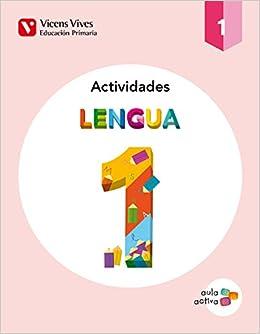 Lengua 1 Actividades 1.1-1.2-1.3 Aula Activa - 9788468220314 ...