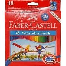 Faber-castel 48 Watercolour Pencils by Faber-Castel