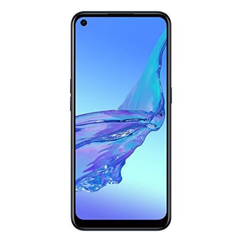 Oppo A53 – Smartphone de 6.5″, 4GB + 128GB, Neo-Display de 90Hz, Triple Cámara con IA, Carga Rápida 18W, 5000mAh, Dual Sim, Electric Black