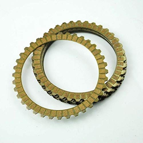 8pcs motorcycle Friction Clutch Plate Kit for XL1200 XL50 XL883 Sportster