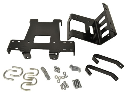 Warn Winch Mounting Kit - Warn 84706 ATV Winch Mounting System