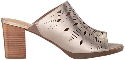 Cuir Vita Pour À Fusil Bella Champagne Talons Femmes Sandale AUxgSwn8Fq