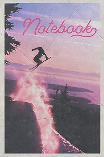 Descargar Notebook: Breckenridge Ski Convenient Composition Book Journal Diary For Men, Women, Teen & Kids Vintage Retro Design Backcountry Skiing Fans Epub Gratis
