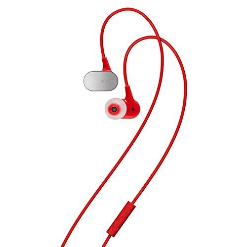 Nixon Micro Blaster Headphone Red, One Size