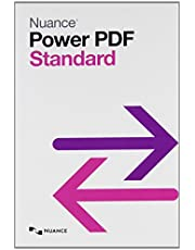 Nuance Power PDF Standard, Bilingual English/French