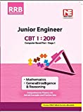 RRB JE CBT- 1 : Mathematics, General Intelligence and Reasoning