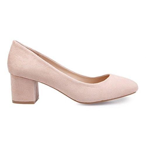 Rose Material De 45199 Modeuse Vestir La Sintético Zapatos Mujer CwXq8n1