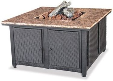 Granite Fireplace Mantels - 3