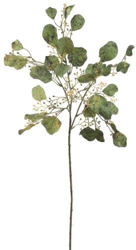 Artificial-27-Green-Eucalyptus-Spray-Set-of-3