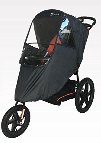 Baby Stroller Sun Screen - 7