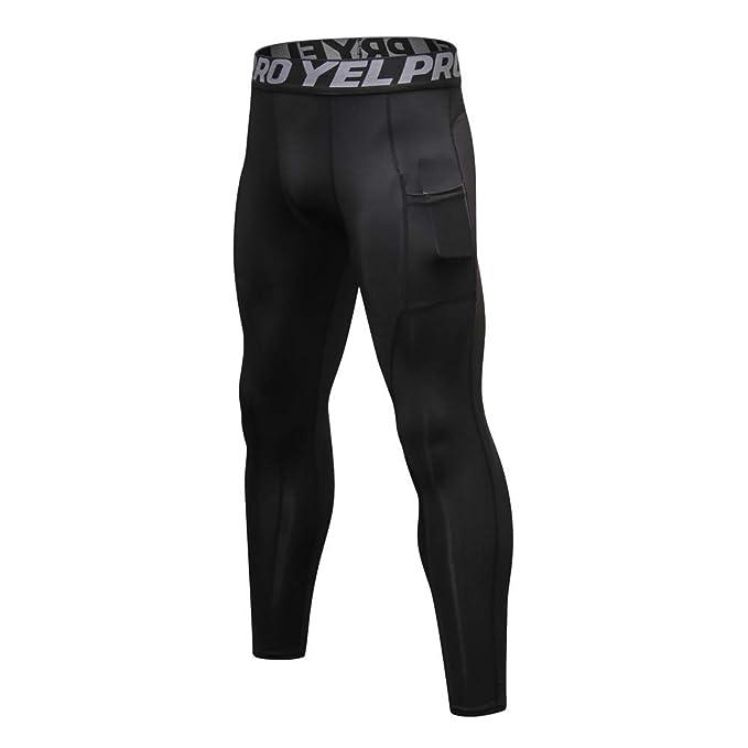 Cebbay Pantalones de chándal de los Hombres Pantalones de ...
