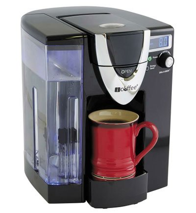 Remington Icoffee Mozart Single Serve Brewing System From