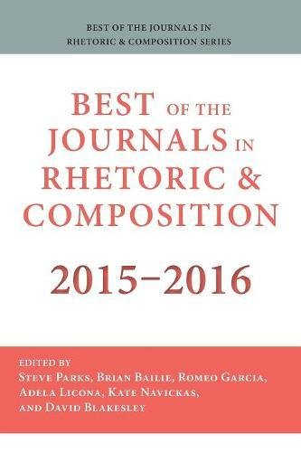 Download Best of the Journals in Rhetoric and Composition 2015-2016 pdf
