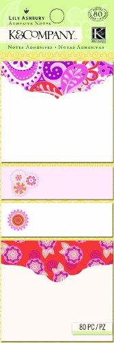 K&Company Journal Notes, Lily Ashbury Raspberry Lemonade