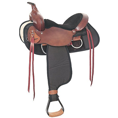 Fabtron Camp and Trail Western Saddle 16, used for sale  Delivered anywhere in USA