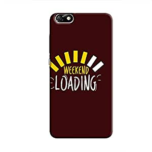 Cover It Up Weekend Loading Hard Case for Huawei Honor 4X - Multi Color