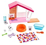 Barbie Puppy House Playset