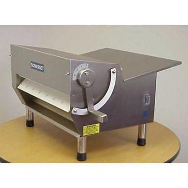 Somerset CDR-500 20  Single Pass Dough Sheeter   1/2 HP