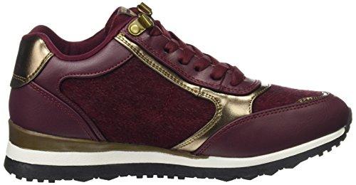 Anne MTNG Sneaker Burdeos Rot Burdeos Damen Monte Horse qww5zBTrx