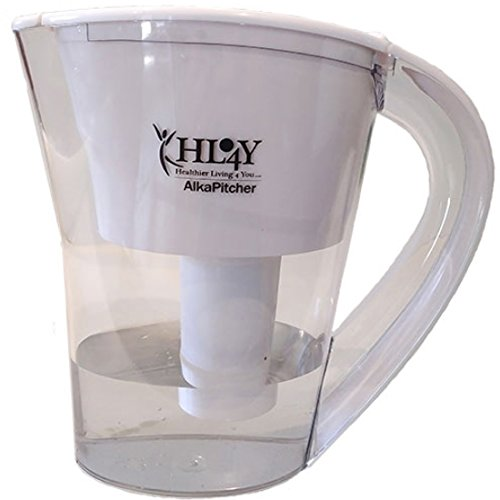 Alkaline Water Pitcher With 60 Day Exclude And Timer