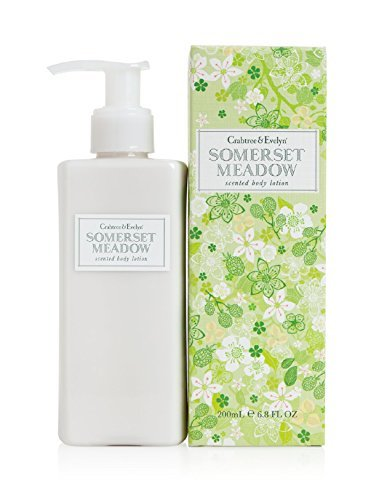 Crabtee and Evelyn Somerset Meadow Body Lotion 200ml by Crabtee & - Stores Somerset