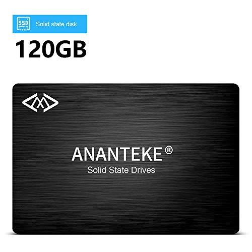 Ananteke SSD 120GB Solid State Drive
