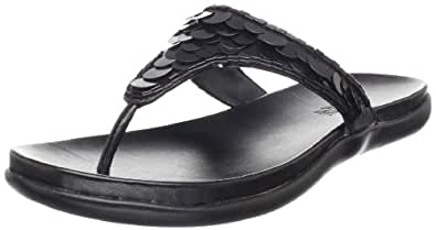 Kenneth Cole REACTION Women's Glitzy Glam Sandal,Black,6 M US