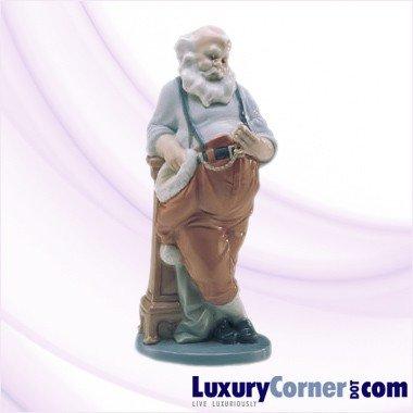 LLADRO SANTA'S BUSIEST HOUR 01006779