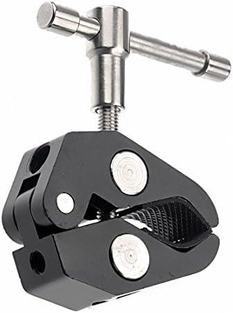 GzPuluz カメラサポート スタビライザー アクセサリー 11インチの調整可能なフリクション関節式マジックアーム DSLR/