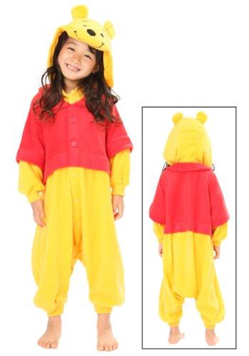 Winnie the Pooh Kids Kigurumi (5-9 Years)