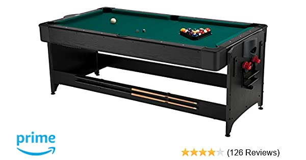 Amazoncom Fat Cat Original In Foot Pockey Game Table Air - How to move a pool table upstairs