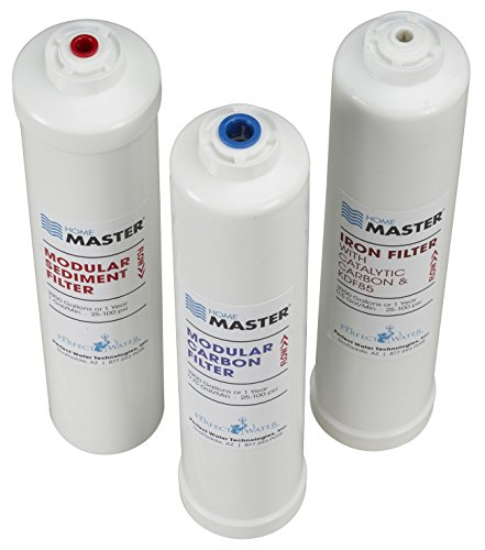 Home Master Iset-TMFe Iron Replacement Filter Change Set.