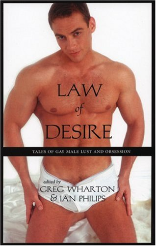 Law of Desire: Tales of Gay Male Lust and Obsession by Brand: Alyson Books