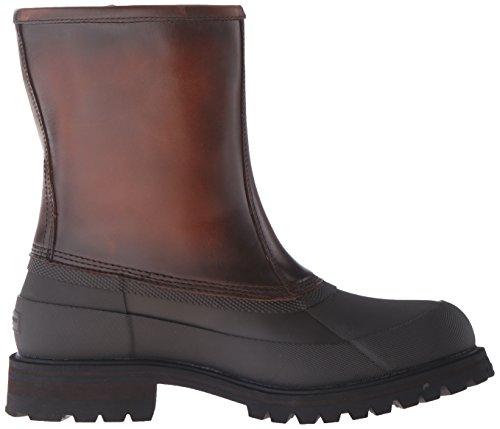 Frye Mens Alaska Pull-on Rain Boot Whisky / Multi