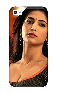 Flexible Tpu Back Case Cover For Iphone 5c - Shruti Haasan Hot