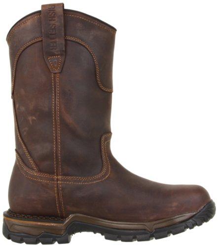 Irländsk Setter Mens 83.906 Wellington Stålhätta Arbete Boot Brown