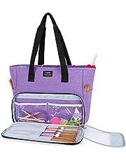 CURMIO Knitting Tote Bag