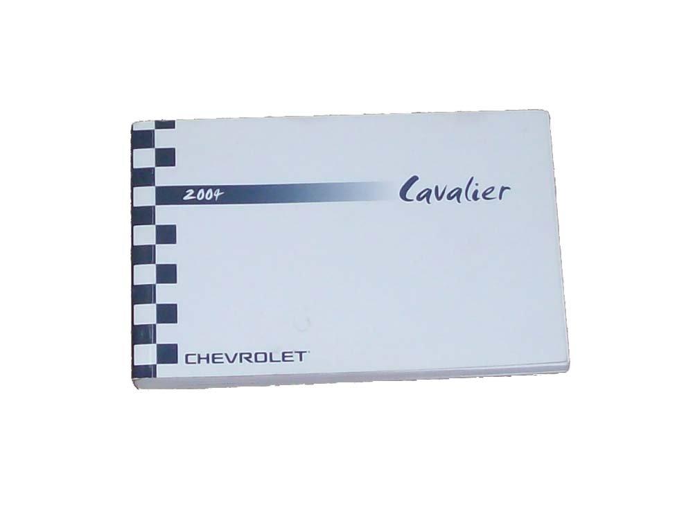 2004 chevrolet cavalier owners manual amazon com books rh amazon com 2001 chevrolet cavalier owners manual 2001 chevrolet cavalier owners manual