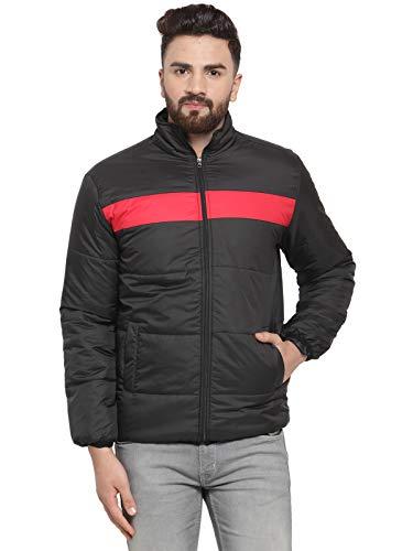 Ben Martin Men's Quilted Jacket-(BM-JKT-FS-18012-BLK)